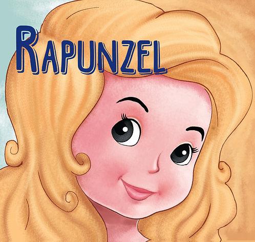 Rapunzel : Cutout Board Book