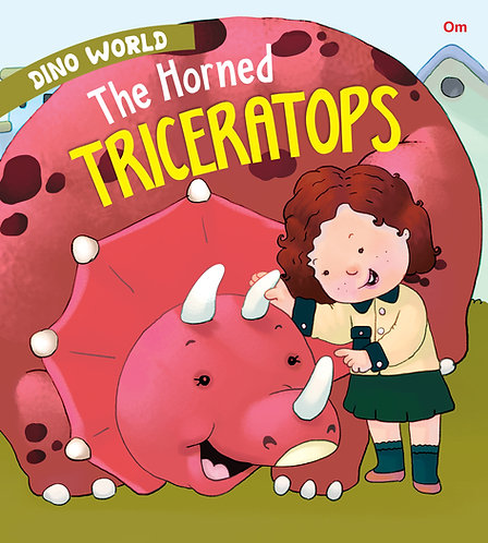 The Horned Triceratops : Dino World