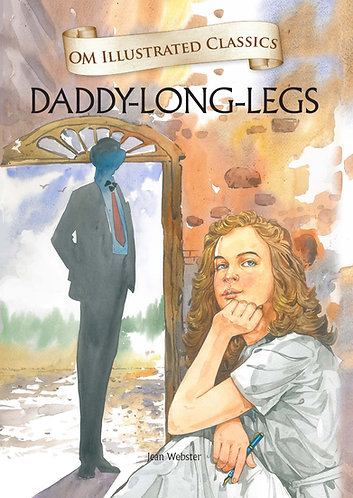 Daddy-Long-Legs : Om Illustrated Classics