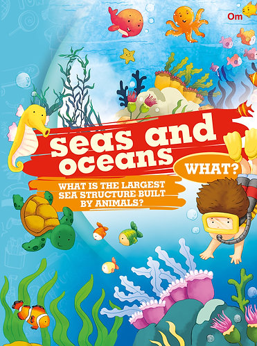 Seas And Oceans What?