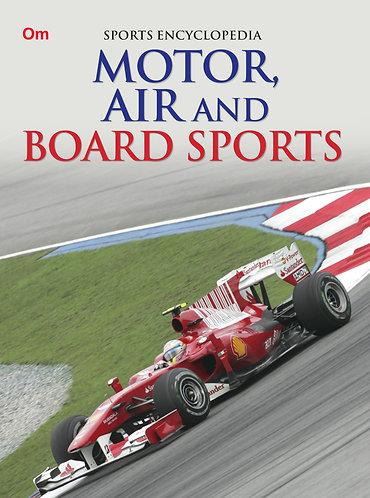 Motor, Air and Board Sports : Sports Encyclopedia