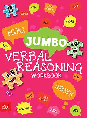 Jumbo Verbal Reasoning Workbook