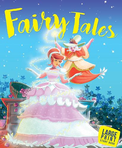 Fairy Tales : Large Print