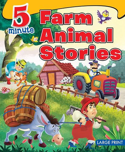 5 Minute Farm Animal