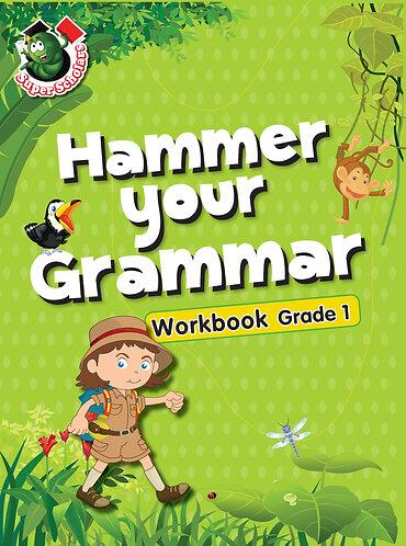 Hammer Your Grammar Workbook Grade -1