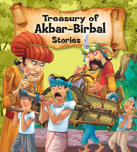 Treasury of Akbar-Birbal Stories
