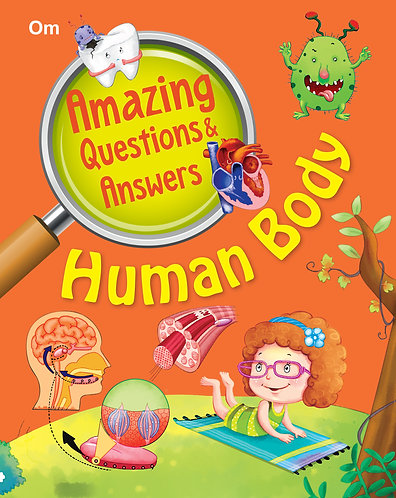 Amazing Questions & Answers Human Body