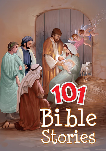 101 Bible Stories