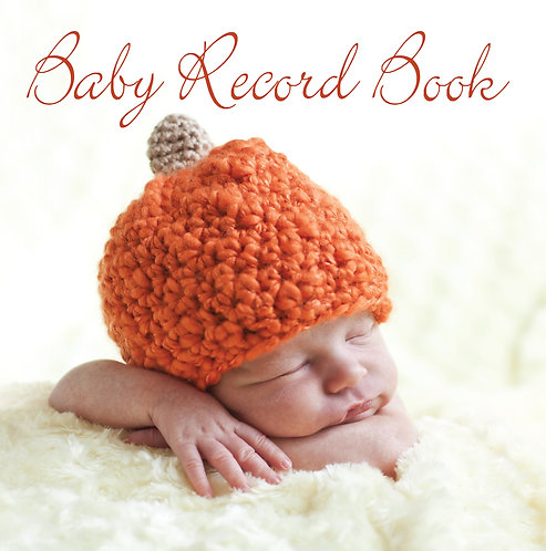 Baby Record Picture Book