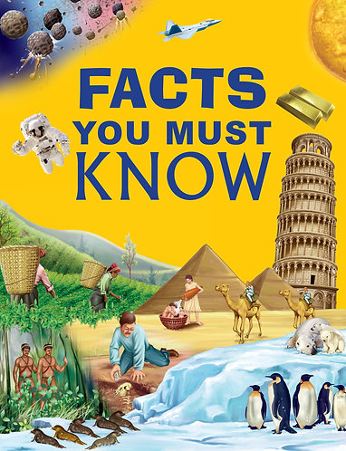 Facts You Must Know (Binder)