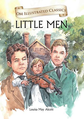 Little Men : Om Illustrated Classics