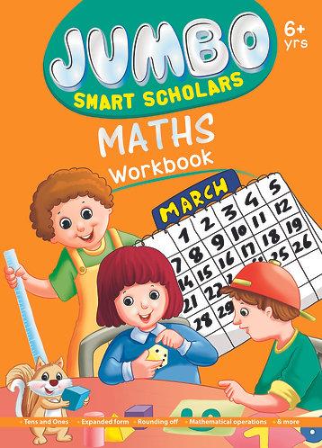 Jumbo Smart Scholars Maths Workbook