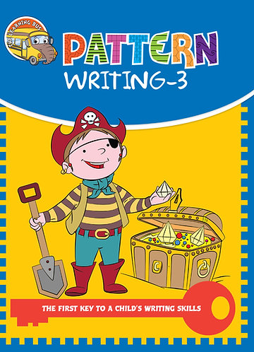 Pattern writing workbook-3