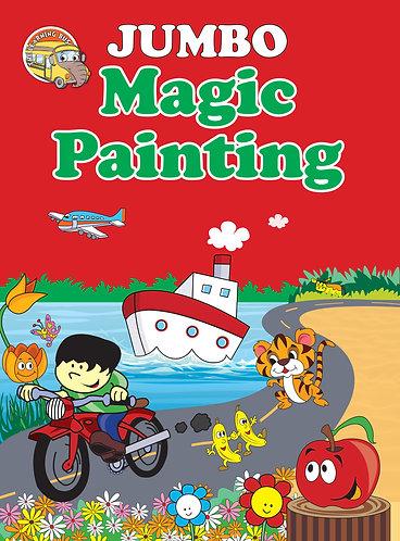 JUMBO Magic Painting Binder