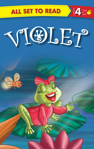 Violet : All Set To Read