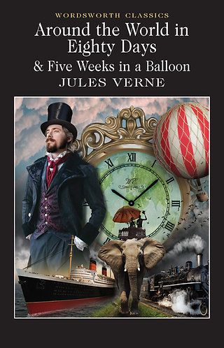 Around the World in 80 Days / Five Weeks in a Balloon