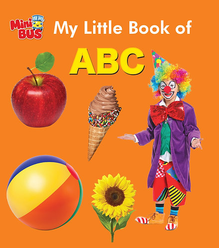 My Little Book of ABC