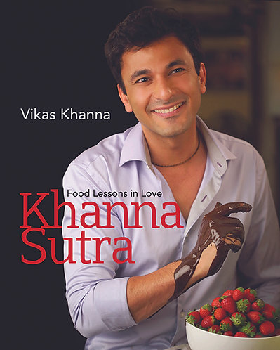 Food lessons in love - Khanna Sutra