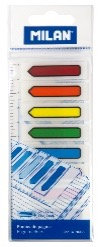 Page marker with arrow 8 colours
