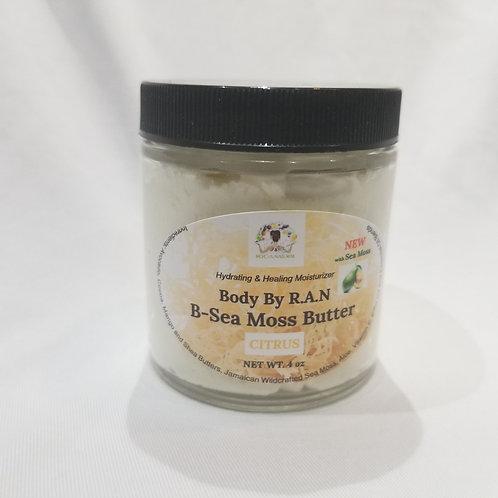 4oz B-Sea Moss Butter-Citrus(CIT)