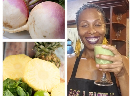R.A.N Tip of The Week! Juice Your Way...to Better Body Odor!