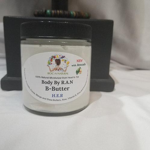 4oz B-Butter-H.E.R (H.E.R) w/Avocado