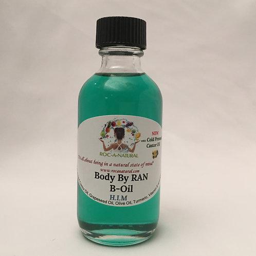 2oz B-Oil-H.I.M(HIM) w/Cold Pressed Castor Oil