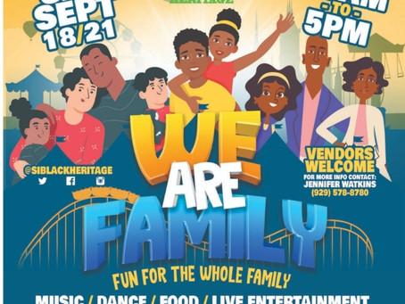 Staten Island Black Heritage Family Day