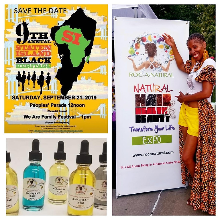 9th Annual SI Black Heritage Family Day