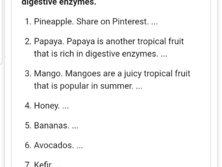 R.A.N Tip of the Week! Natural Digestive Enzymes by Narendra Latta, Parasite Buster & Melonin