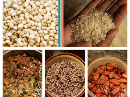 R.A.N Tip of The Week! Quinoa vs. Rice