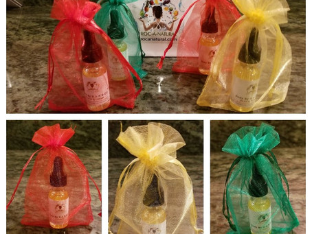 ROC'N Wednesday! Shop Stocking Stuffers & Kwanzaa Gift Ideas with Roc-A-Natural!