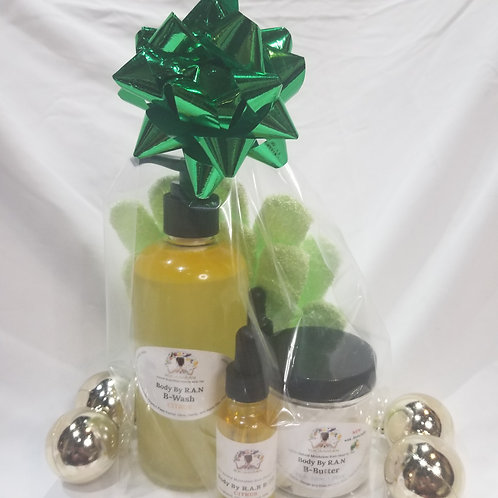 Post B-Citrus Holiday Gift Set
