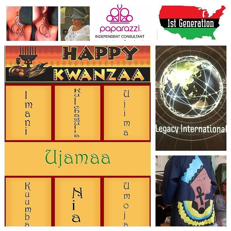 Kwanzaa Celebration & Ujamaa Marketplace