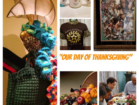 R.A.N Tip of The Week! Our Day of Thanksgiving & Holiday Shopping Spree