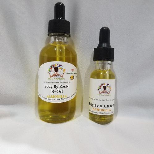 2oz B-Oil-ALMN w/Cold Pressed Castor Oil