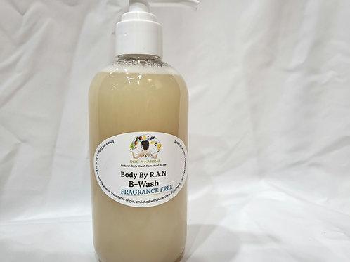 B-Wash-Fragrance Free