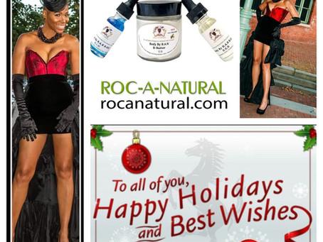 Happy Holiday Season, Festive Kwanzaa and Prosperous New Year!