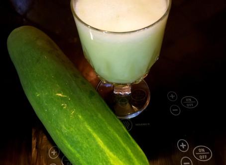 Cucumber Juice...
