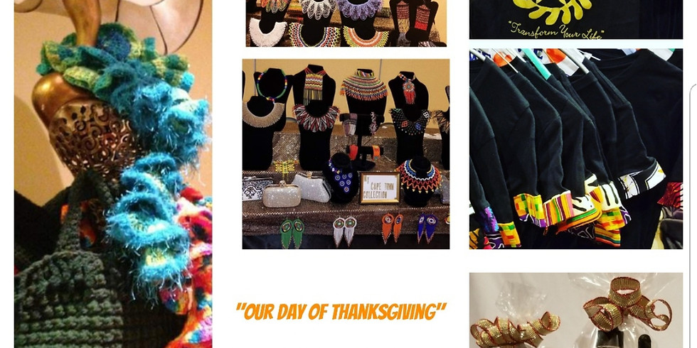 Our Day of Thanksgiving & Roc-A-Natural Holiday Shopping Spree