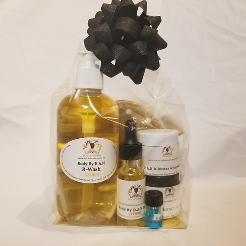 Father's Day Gift Set-Citrus