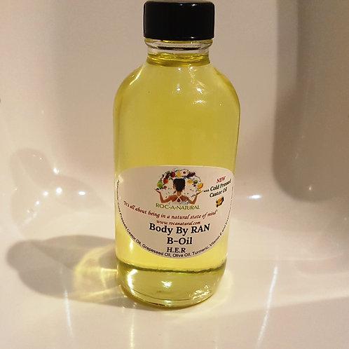 2oz B-Oil-H.E.R(HER) w/Cold Pressed Castor Oil