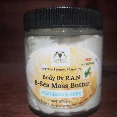 4oz B-Sea Moss Butter-Fragrance Free