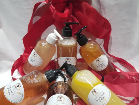 ROC'N Wednesday! Give The Gift of Body By R.A.N B-Wash
