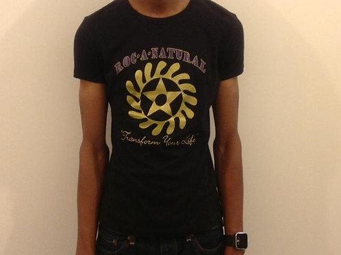 Roc-A-Natural Transform Your Life T-Shirt