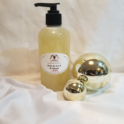 8oz B-Wash-Imani Limited Holiday Edition