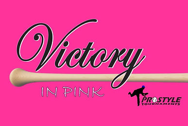VICTORY IN PINK