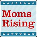 moms rising logo