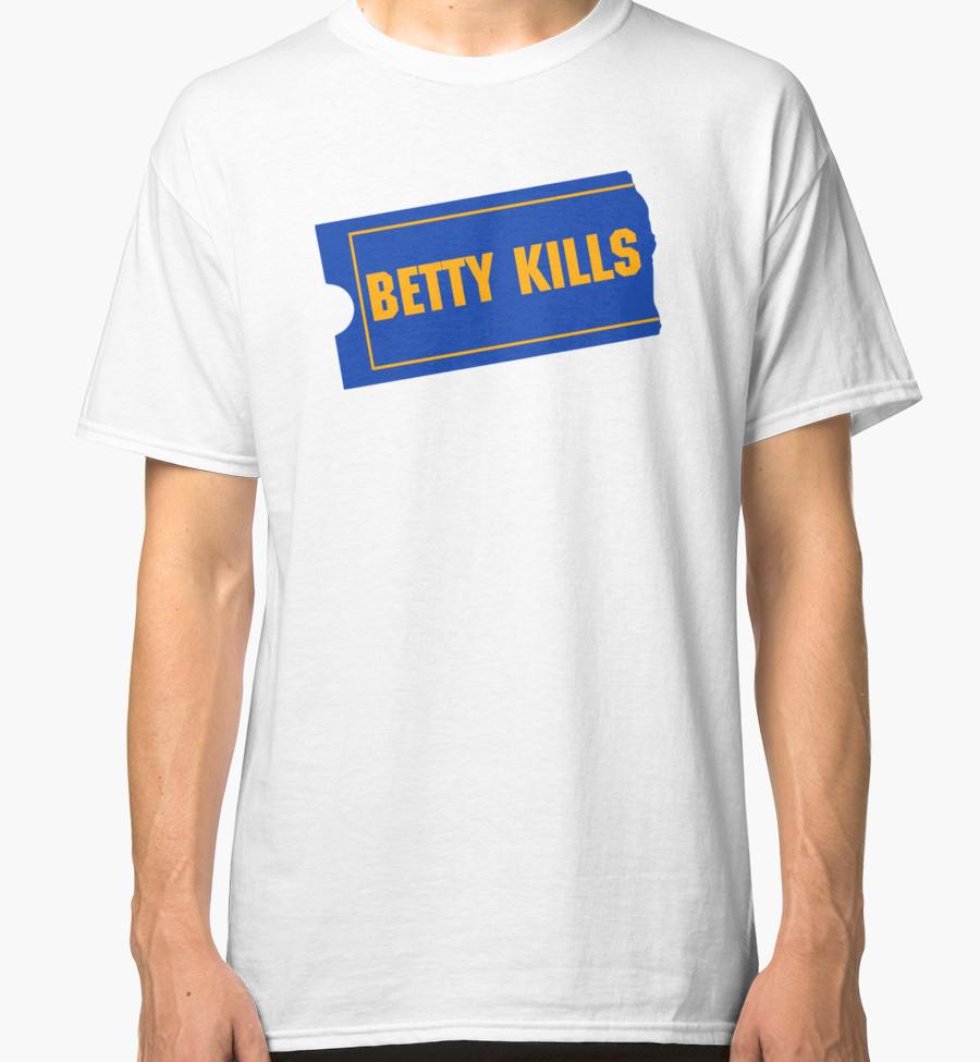 Betty kills Merch