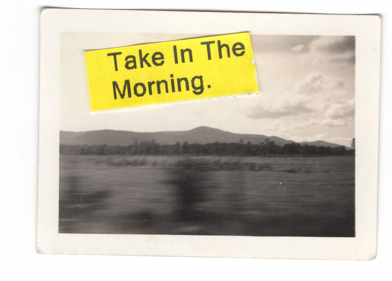 Take in The Morning